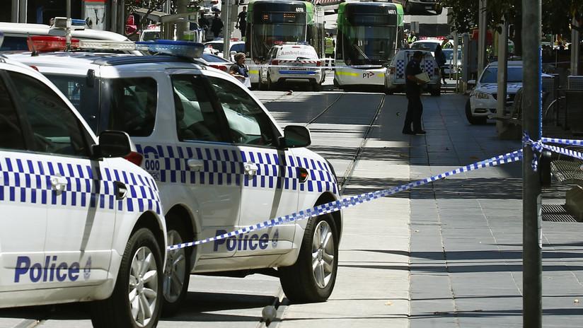 Un coche atropella a varios peatones en la ciudad australiana de Brisbane