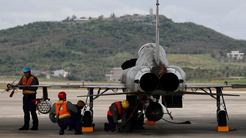 China amenaza con sancionar a las empresas de EE.UU. vinculadas a la exportación de cazas a Taiwán