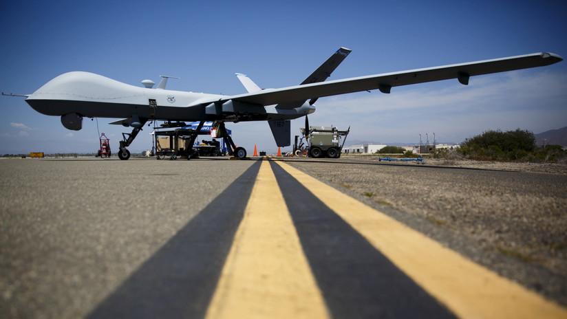 Derriban un dron militar MQ-9 de EE.UU. sobre Yemen