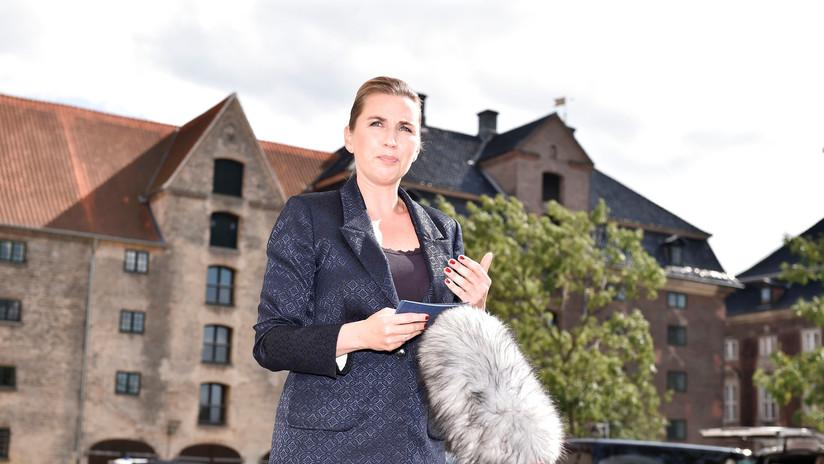 """La primera ministra danesa, """"molesta y sorprendida"""" por la cancelación de la visita de Trump"""