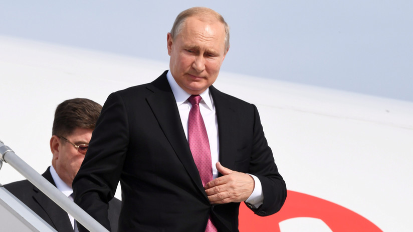 Putin: Rusia trabajará con sistemas de misiles de alcance medio y corto, pero no los desplegará antes de que lo haga EE.UU.