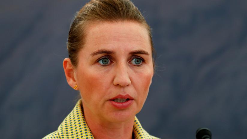 """""""Esa no es manera de hablarle a EE.UU."""": Trump tacha de 'grosera' la respuesta de la primera ministra danesa"""