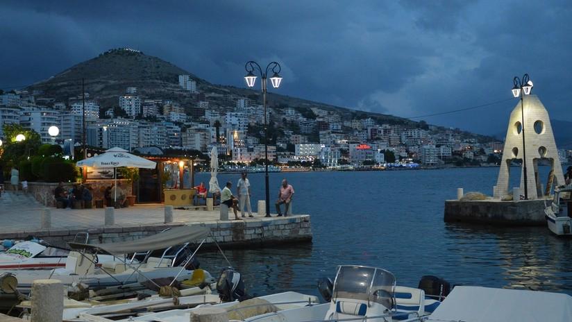 Albania ordena derribar el restaurante del hombre que atacó a una familia de turistas españoles