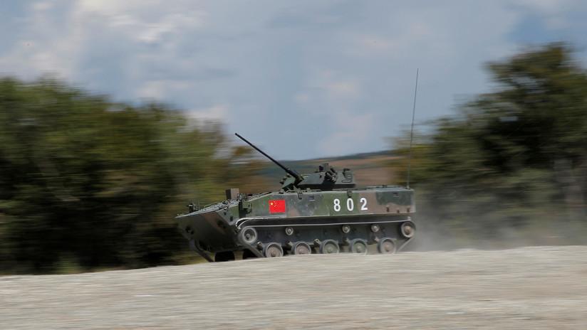 Unidades chinas llegarán en septiembre a Rusia para los ejercicios militares Tsentr - 2019