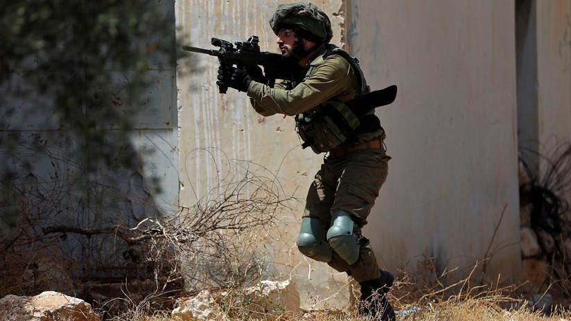 VIDEO: Soldados israelíes abren fuego contra un avión fumigador al confundirlo con uno de Siria