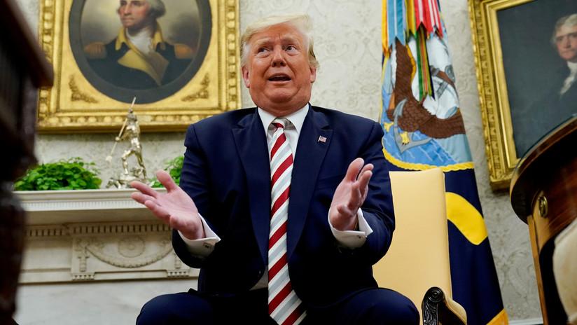 """Trump amenaza otra vez con poner fin a la """"ridícula"""" ciudadanía por derecho de nacimiento"""