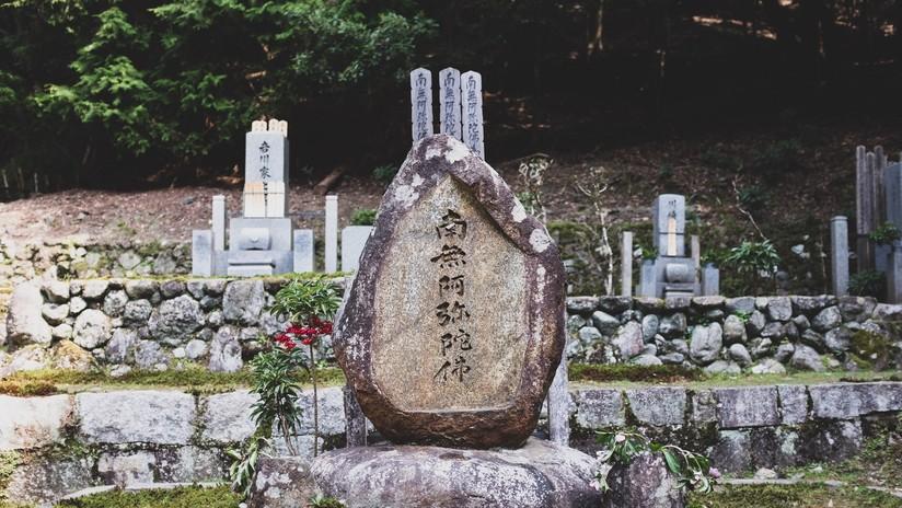 Obreros hallan una tumba imperial china de hace 1.300 años en el patio de un colegio