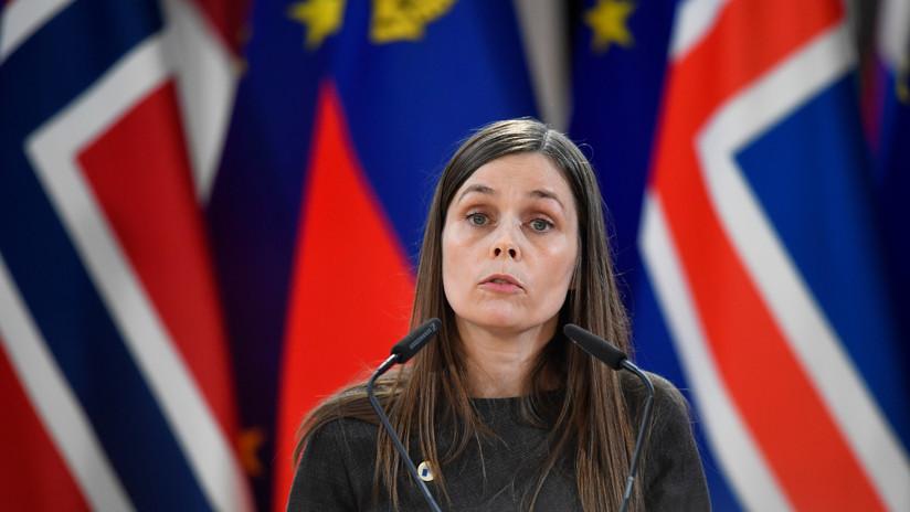 ¿Solidaridad con Groenlandia?: La primera ministra de Islandia dejará plantado a Mike Pence
