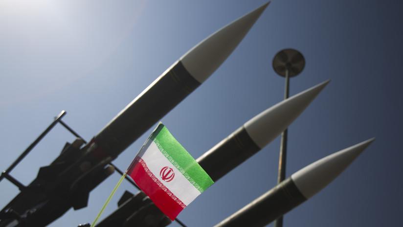 Irán exhibe su sistema de defensa aérea Bavar-373 de fabricación nacional