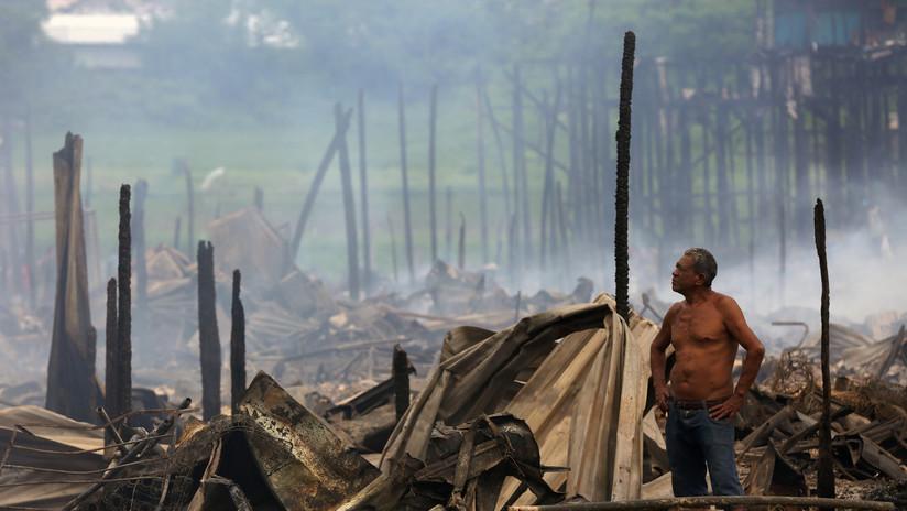 VIDEO: El día se convierte en noche en São Paulo por culpa del humo de los incendios forestales en la Amazonia