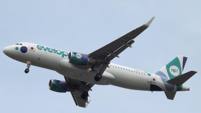 Bruscas turbulencias desatan '15 segundos de horror' en un vuelo a Madrid: más de 30 pasajeros atendidos