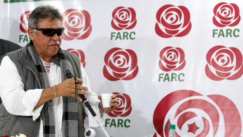 Interpol emite circular roja contra el exlíder de las FARC Jesús Santrich