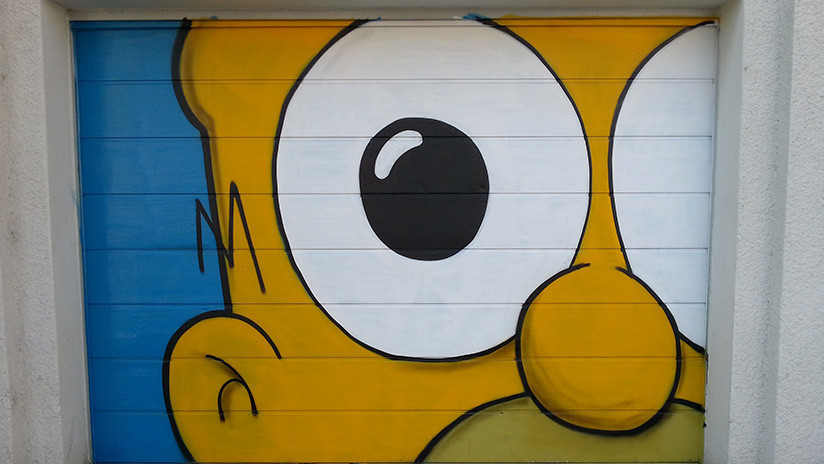 ¿Predijeron 'Los Simpson' que Trump intentaría comprar Groenlandia?