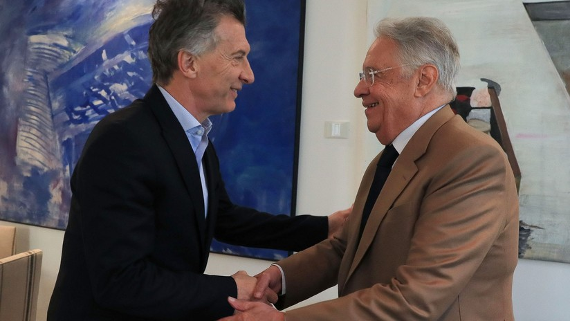 Macri, Fernández y Cardoso comparten escenario en Argentina: ¿potencial transición 'a la brasilera'?