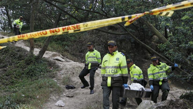 Cinco muertos y dos heridos deja una masacre en un campamento en Colombia