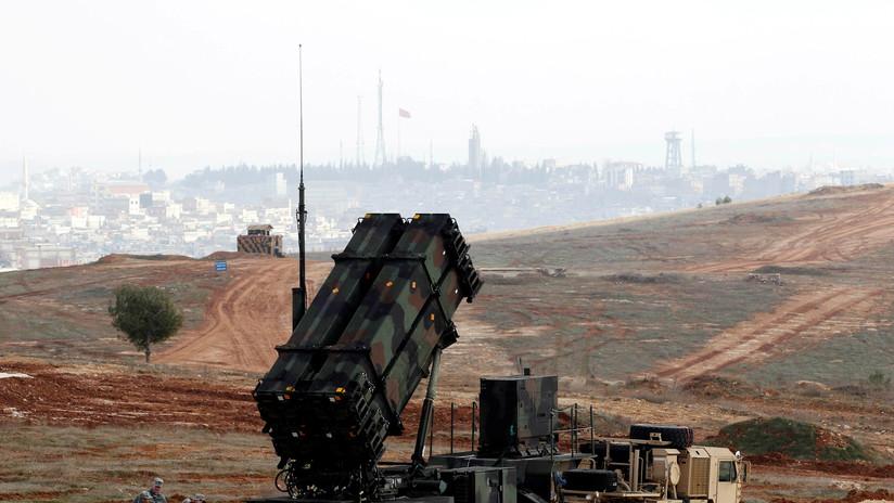 """EE.UU: La oferta de los sistemas de defensa Patriot está ya """"fuera de la mesa"""" para Turquía"""