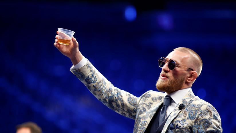 """""""Estaba equivocado"""": McGregor se pronuncia sobre el brutal puñetazo que le dio a un hombre en un bar"""