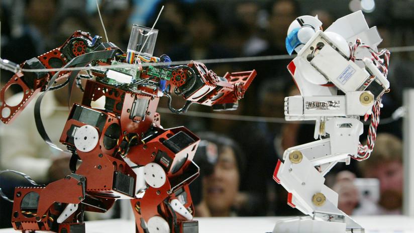 """YouTube elimina videos de peleas de robots al considerarlos una exhibición de """"crueldad animal"""""""