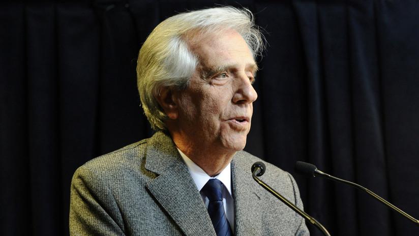 Biopsia confirma que el presidente uruguayo, Tabaré Vázquez, tiene un tumor maligno