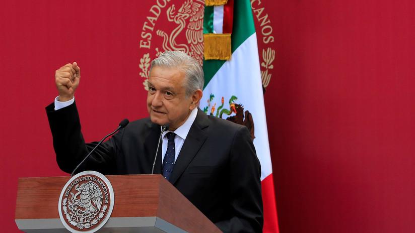 """López Obrador: """"Estuvimos al borde de una crisis económica financiera nacional"""""""