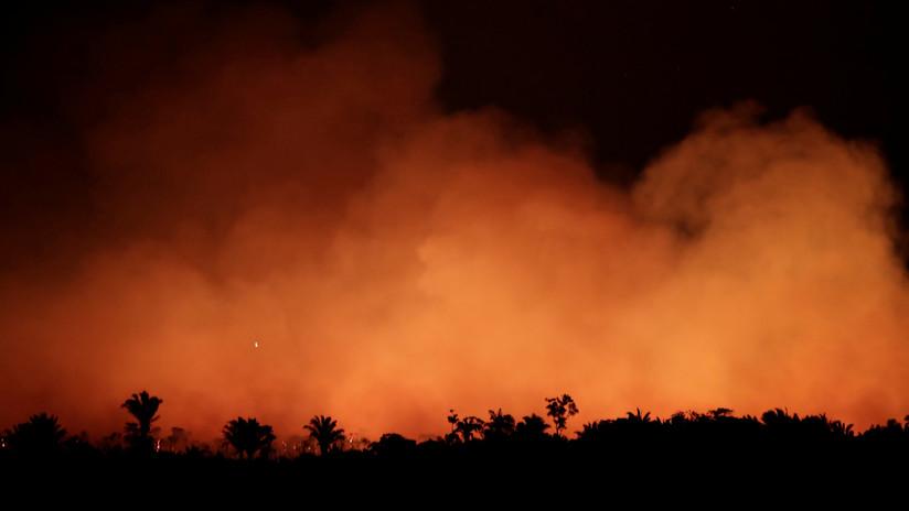 Científico de la NASA contradice a Bolsonaro sobre la causa de los incendios en la Amazonía