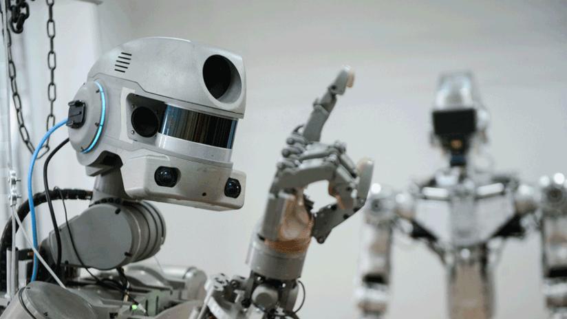¿Сómo es el robot antropomórfico ruso FEDOR y qué va a hacer en el espacio? (FOTOS, VIDEOS)