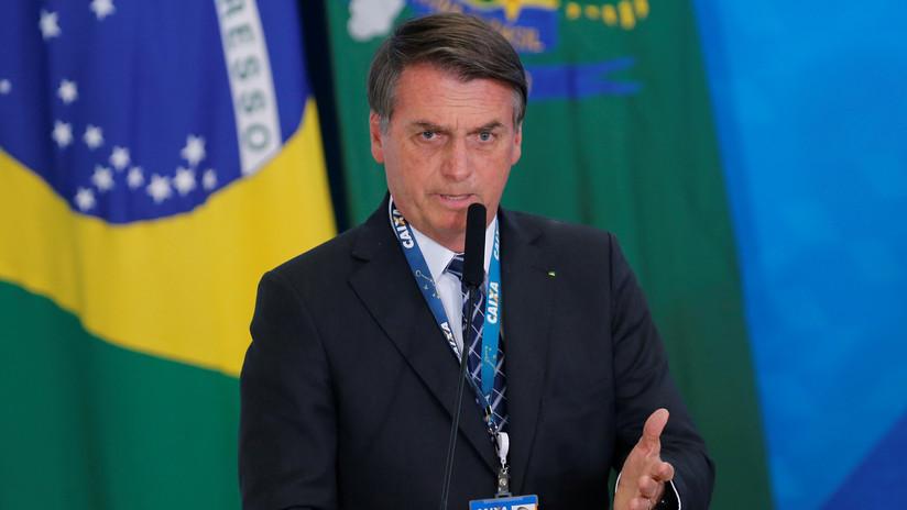 El gobierno de Bolsonaro busca que una empresa privada se haga cargo de monitorear la Amazonía