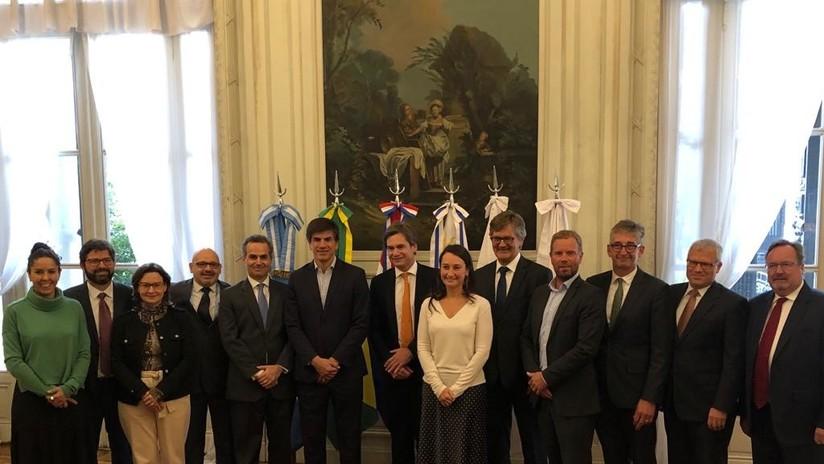 Mercosur y la Asociación Europea de Libre Comercio logran acuerdo comercial