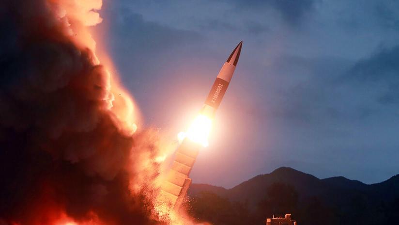 Corea del Norte dispara proyectiles no identificados al mar del Japón