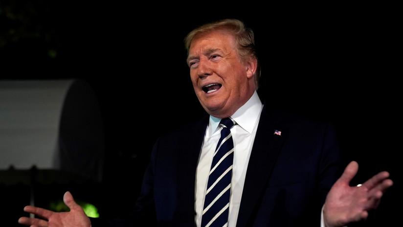 Trump elogia ahora a la primera ministra danesa tras criticarla por rechazar la venta de Groenlandia