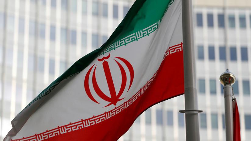 Irán prueba un nuevo misil