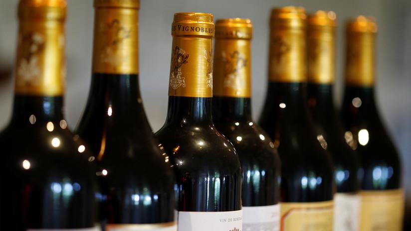 Consejo Europeo: La UE responderá de forma simétrica si EE.UU. grava el vino francés