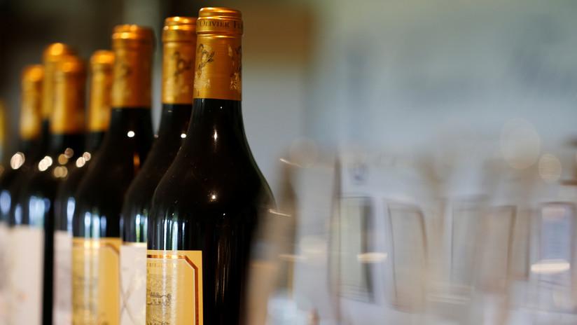 Alcaldes de una región vinícola francesa ofrecen regalar un vino a Trump para evitar los aranceles