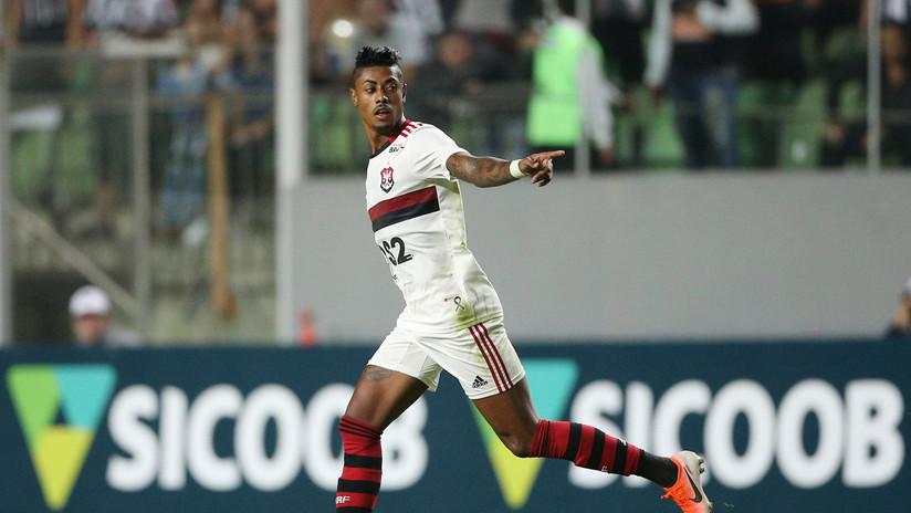 Unfutbolista brasileño, el más rápido del mundo tras alcanzar los38 kilómetros por hora en un partido