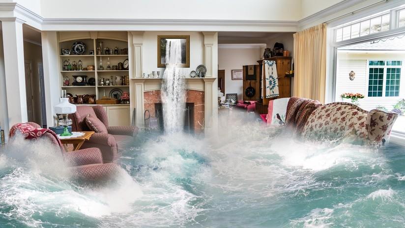 Las fuertes inundaciones que se registran cada 100 años podrían volverse anuales en la costa de EE.UU.