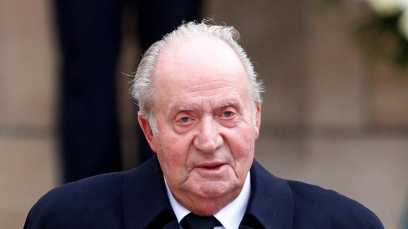 El País 'mata' por error al rey emérito de España, Juan Carlos I