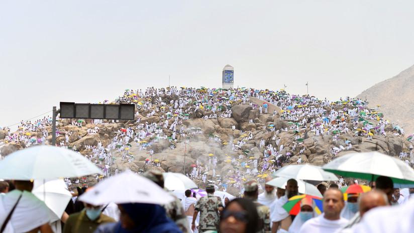 Estudio advierte que peregrinar a La Meca podría ser peligroso debido al cambio climático