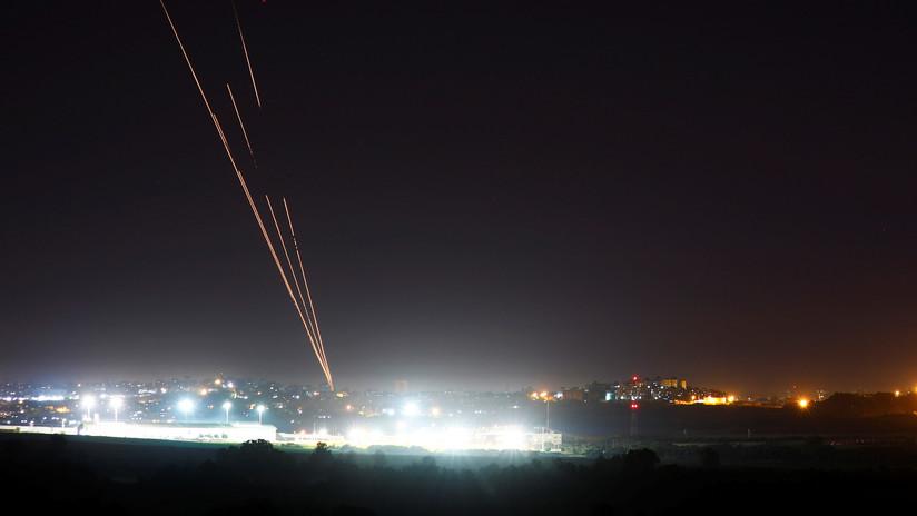 Israel realiza ataques con drones en el Líbano