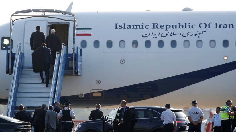 ¿Qué hay detrás de la visita sorpresa del canciller iraní a la cumbre del G7?