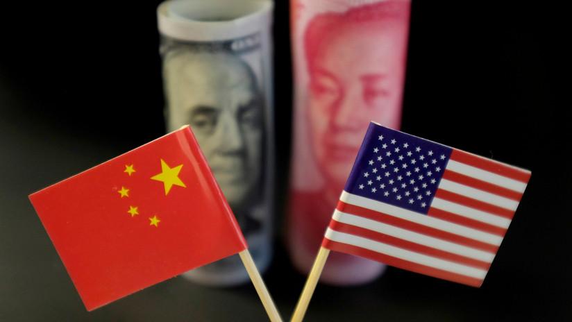 """China quiere una resolución """"tranquila"""" de la guerra comercial con EE.UU."""