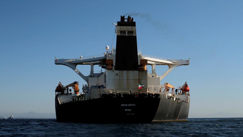 Irán afirma que vendió el crudo del petrolero liberado por Gibraltar y que su propietario decidirá el destino del buque