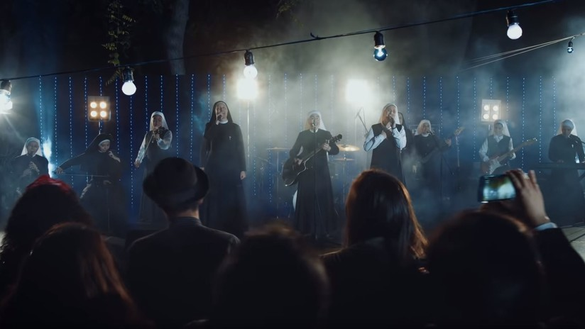 Siervas: un grupo de monjas trasmite sus valores a través de la música pop