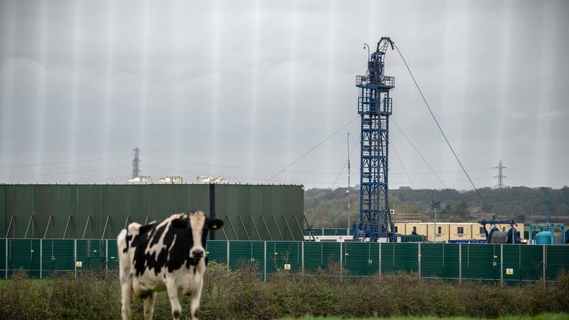 La única compañía de 'fracking' del Reino Unido provoca una serie de sismos en la última semana