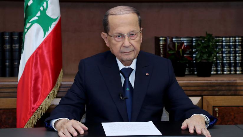 """Líbano: """"Los ataques aéreos de Israel parecen una declaración de guerra"""""""