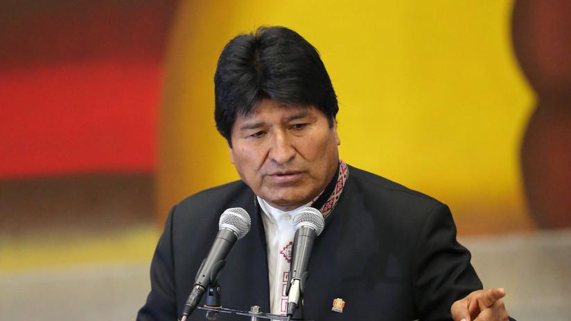 Evo Morales prohíbe la venta de tierras en la zona afectada por los incendios