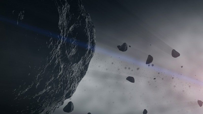 Dos asteroides potencialmente peligrosos se acercarán a la Tierra este miércoles
