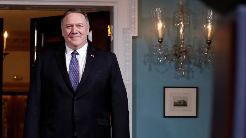 Pompeo declara que EE.UU. trabajará en el regreso de Rusia al G8