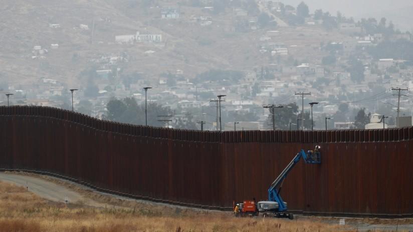 El Pentágono aprueba la construcción de 32 kilómetros adicionales del muro con México