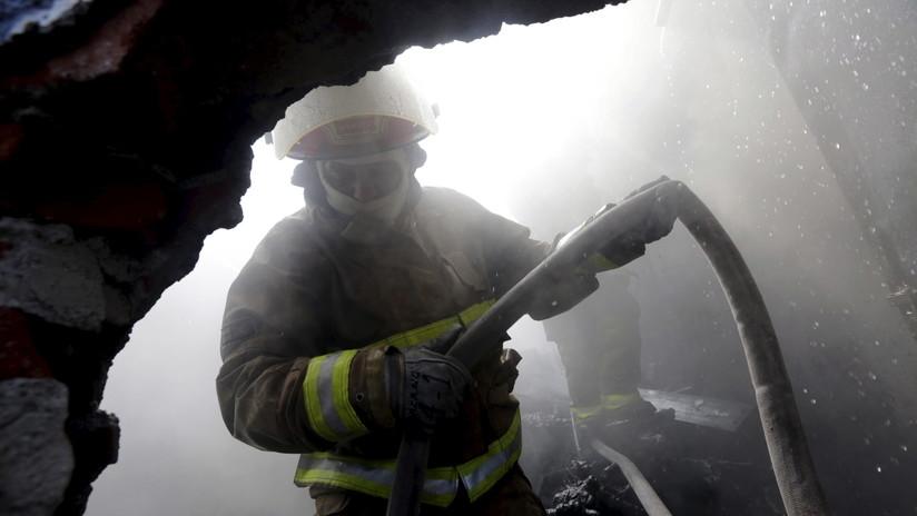 23 muertos y 13 heridos en un incendio en un bar de Veracruz en México