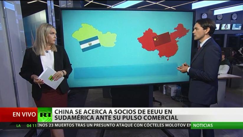 China se acerca a los socios de EE.UU. en Latinoamérica en medio de la disputa arancelaria
